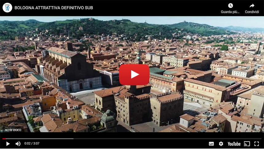 BOLOGNA START PLANNING YOUR FUTURE: Bologna metropolitana la destinazione ideale per studenti, lavoratori, ricercatori e startupper