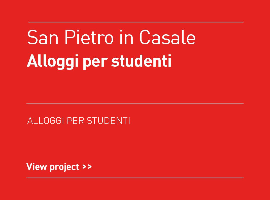 San Pietro in Casale Alloggi per studenti