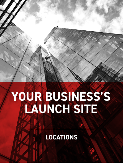 Your business's launch site