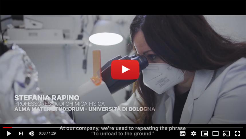 BOLOGNA START PLANNING YOUR FUTURE: Intervista a Stefania Rapino | Professoressa di chimica fisica | ALMA MATER STUDIORUM - UNIVERSITÀ DI BOLOGNA