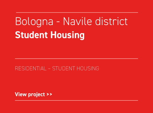 Bologna - Navile district Student Housing