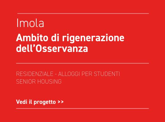 Imola Osservanza Regeneration Project