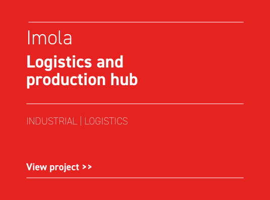 Imola Logistics and production hub