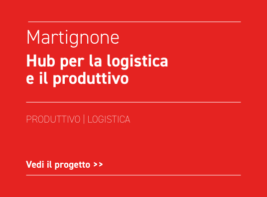Martignone Logistics and Production Hub