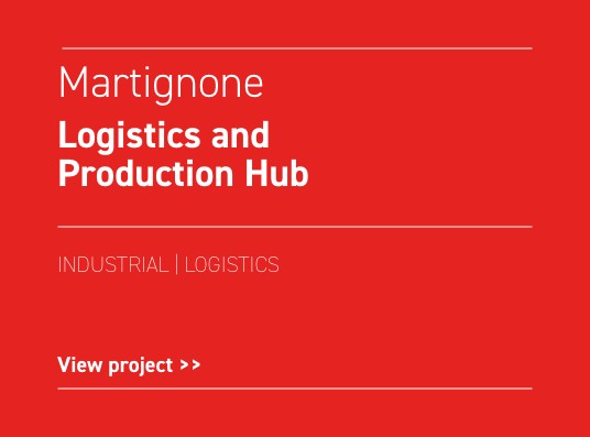 Martignone Logistics and Production Hub