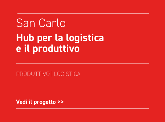 San Carlo Logistics and production hub