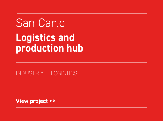 San Carlo Logistics and production hub