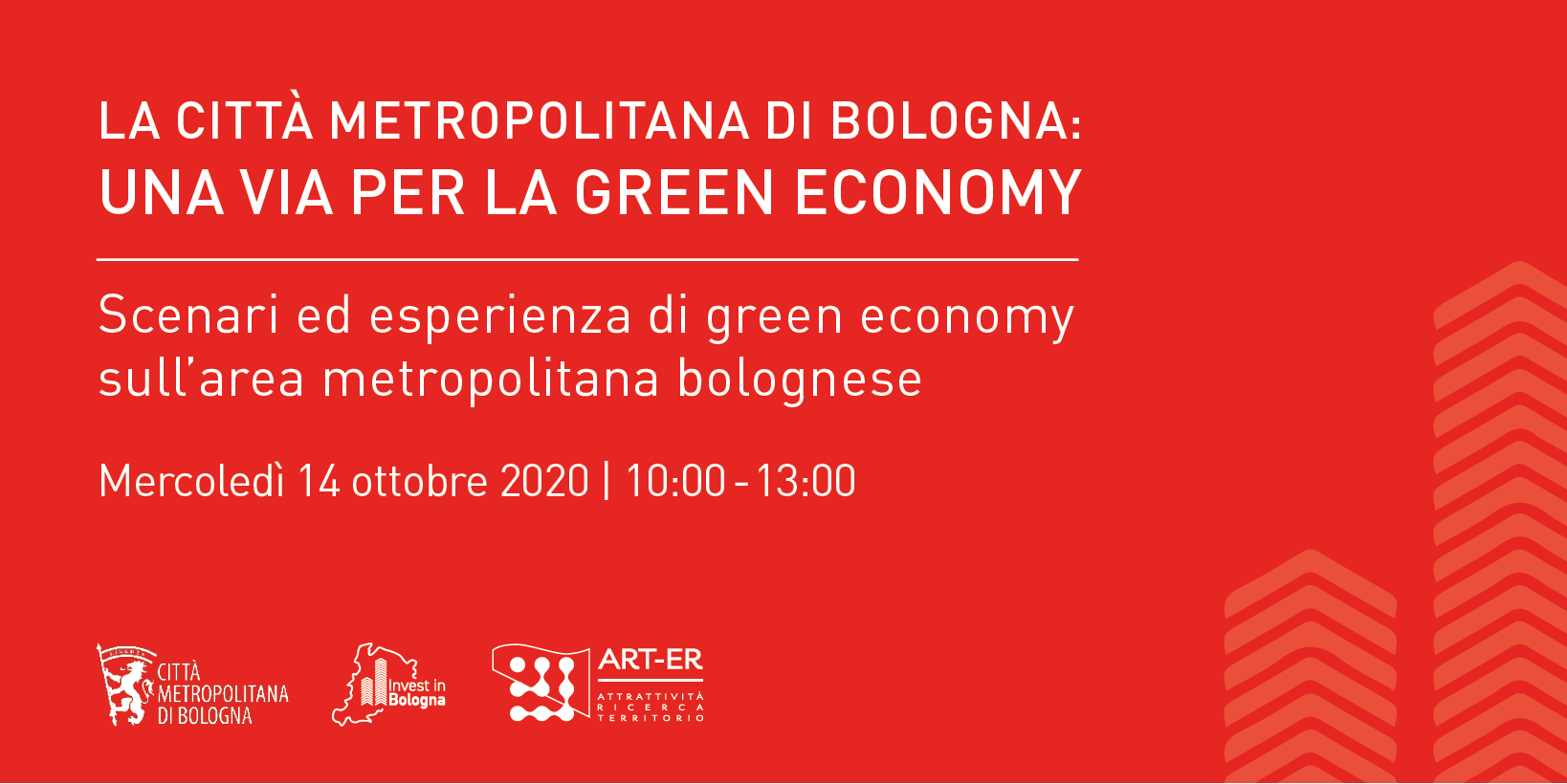 The metropolitan City of Bologna, a way for the Green Economy